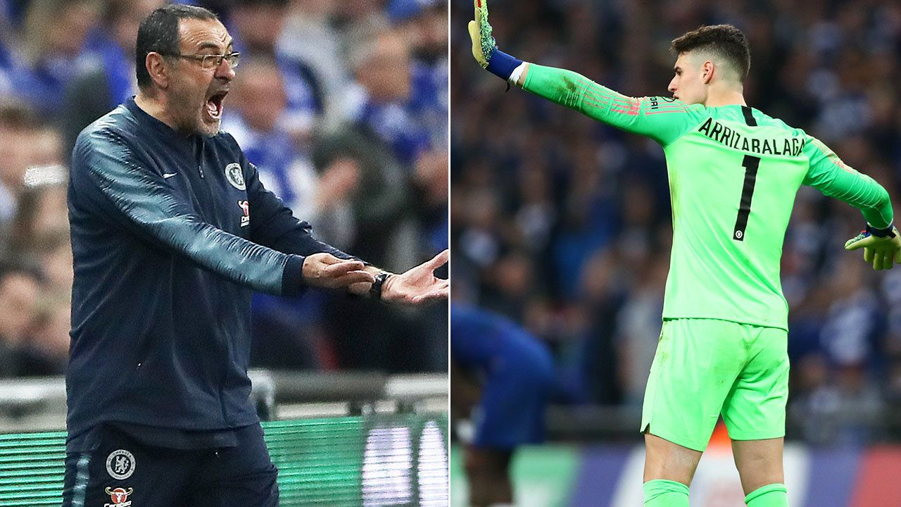 Sarri Methods May Force Chelsea Stars Out