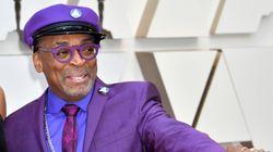 Spike Lee homenajea a Prince en la alfombra roja de los