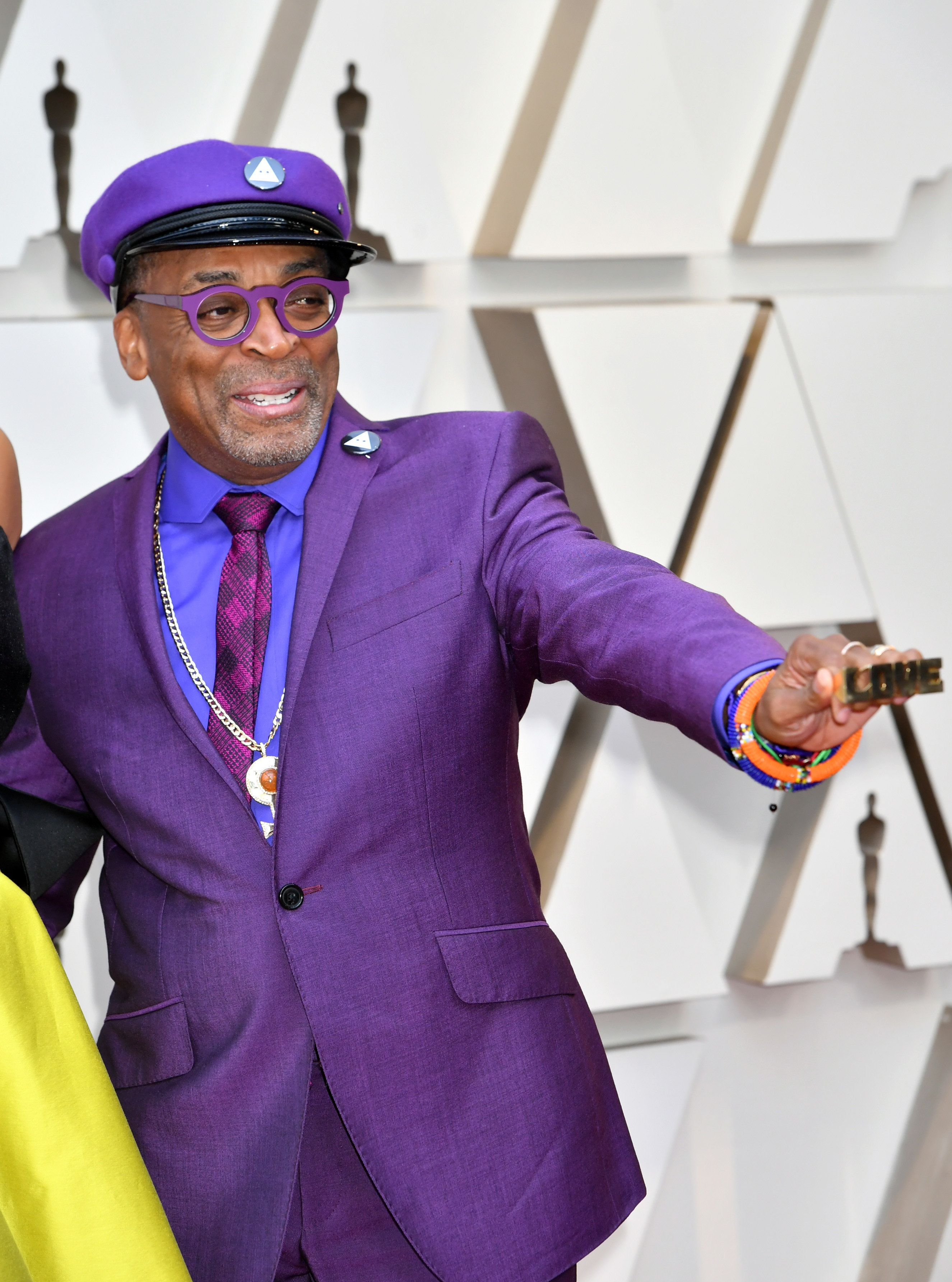 HOLLYWOOD, CA - FEBRUARY 24:  Director Spike Lee attends the 91st Annual Academy Awards at Hollywood and Highland on February 24, 2019 in Hollywood, California.  (Photo by Jeff Kravitz/FilmMagic)