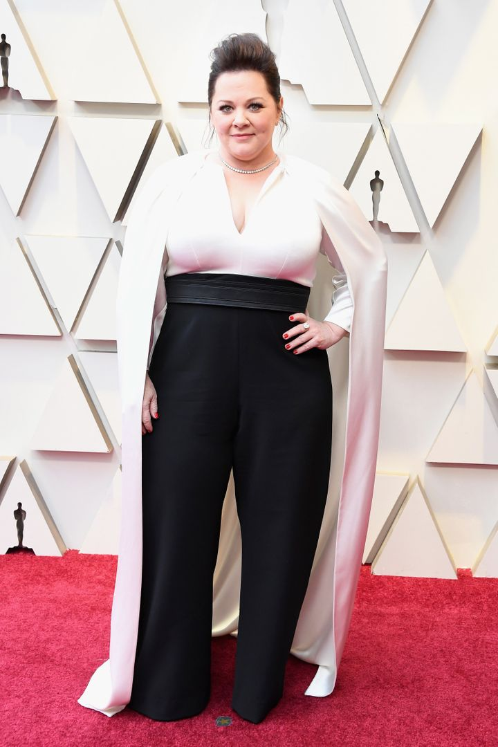 Melissa McCarthy attends the 91st Annual Academy Awards at Hollywood and Highland on February 24, 2019 in Hollywood, Californ