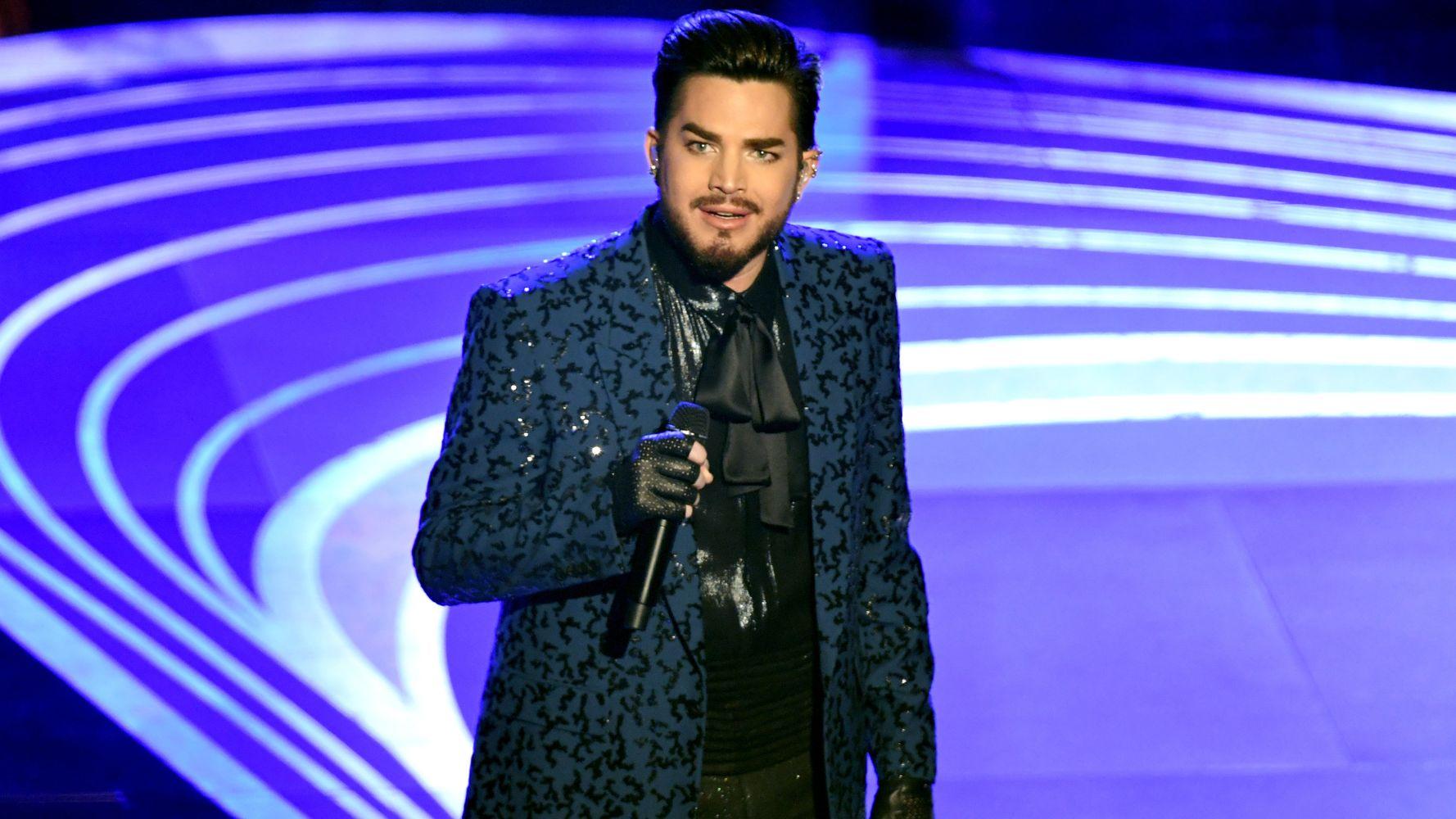 Adam Lambert Opens Host-Less Oscars With Killer Queen Performance
