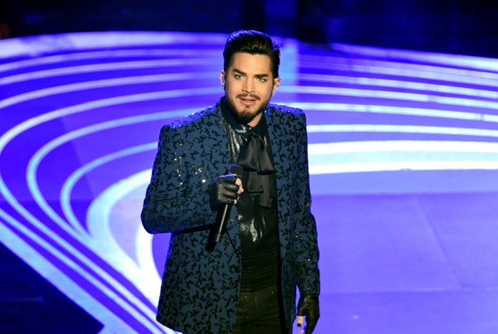 "Adam Lambert opened the 2019 Academy Awards with a medley of ""We Will Rock You"" and ""We Are The Champi"