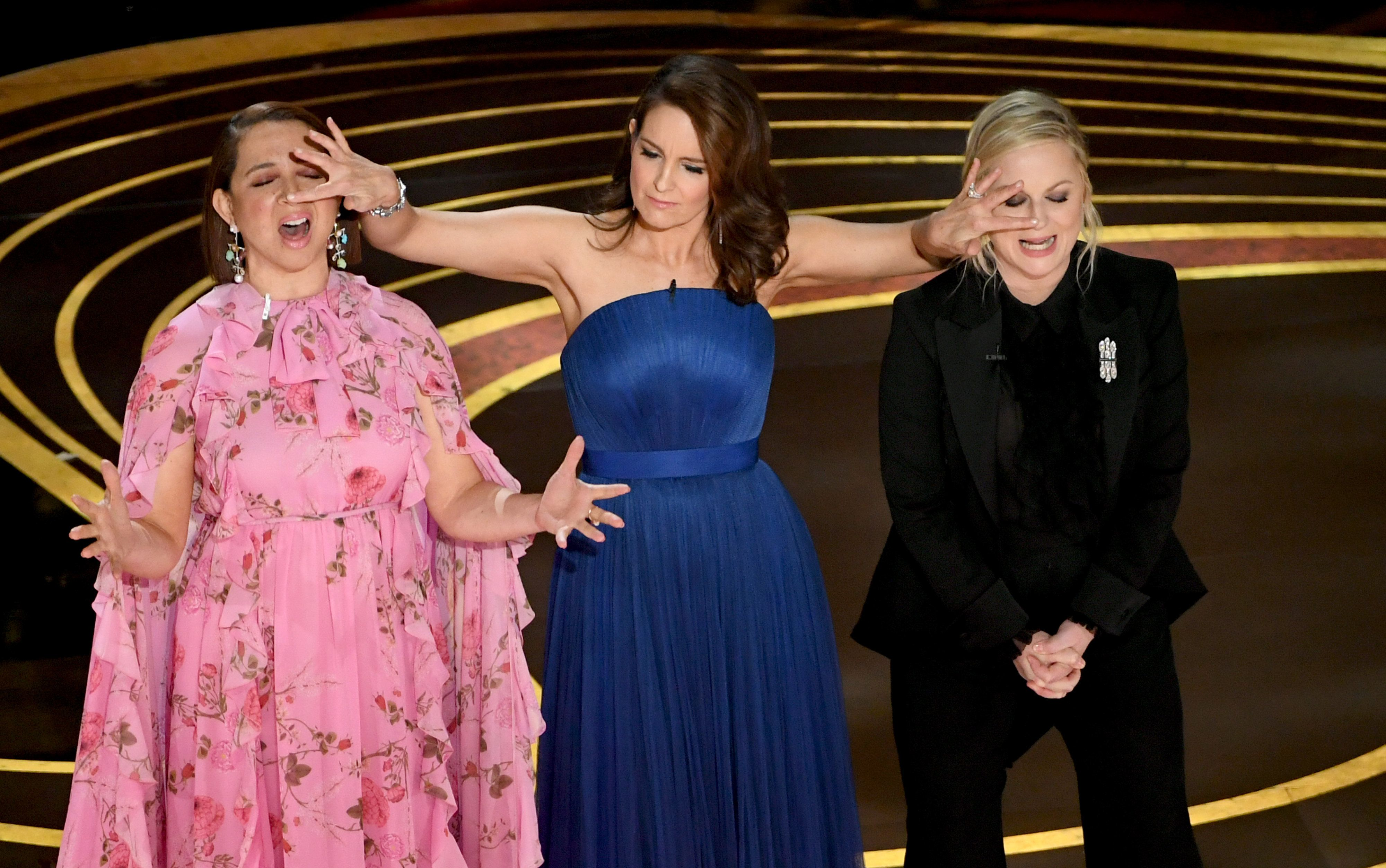 The Oscars Had No Host And They Were Better Than