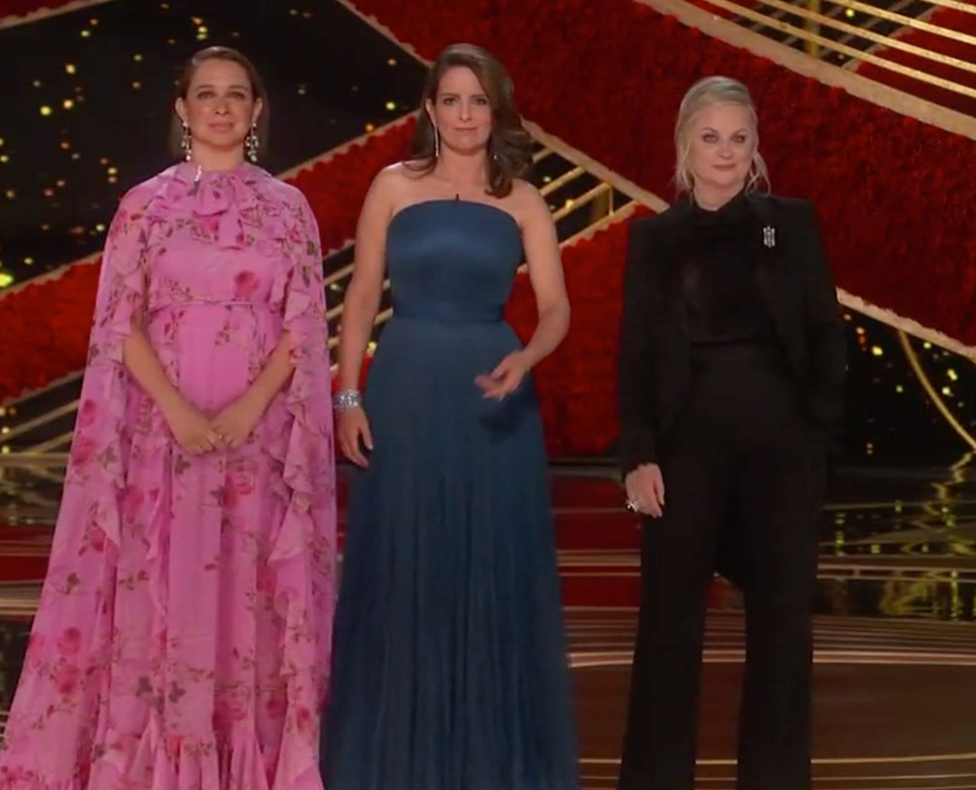 Tina Fey, Amy Poehler And Maya Rudolph, The Hosts We Deserve, Open The