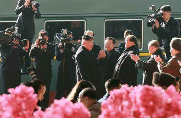 김정은이 '비행기 5시간' 거리 하노이를 '사흘 열차로' 가는 이유일 수 있는