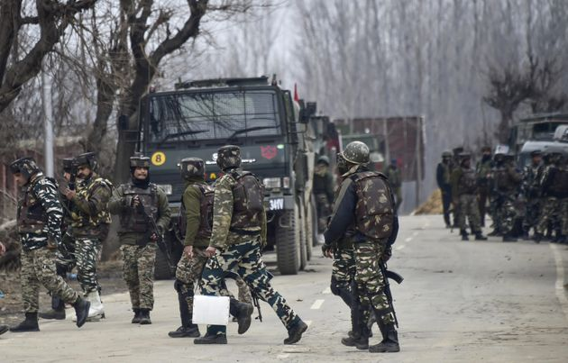 5 Killed In Kashmir Gun Battle As India Intensifies Security