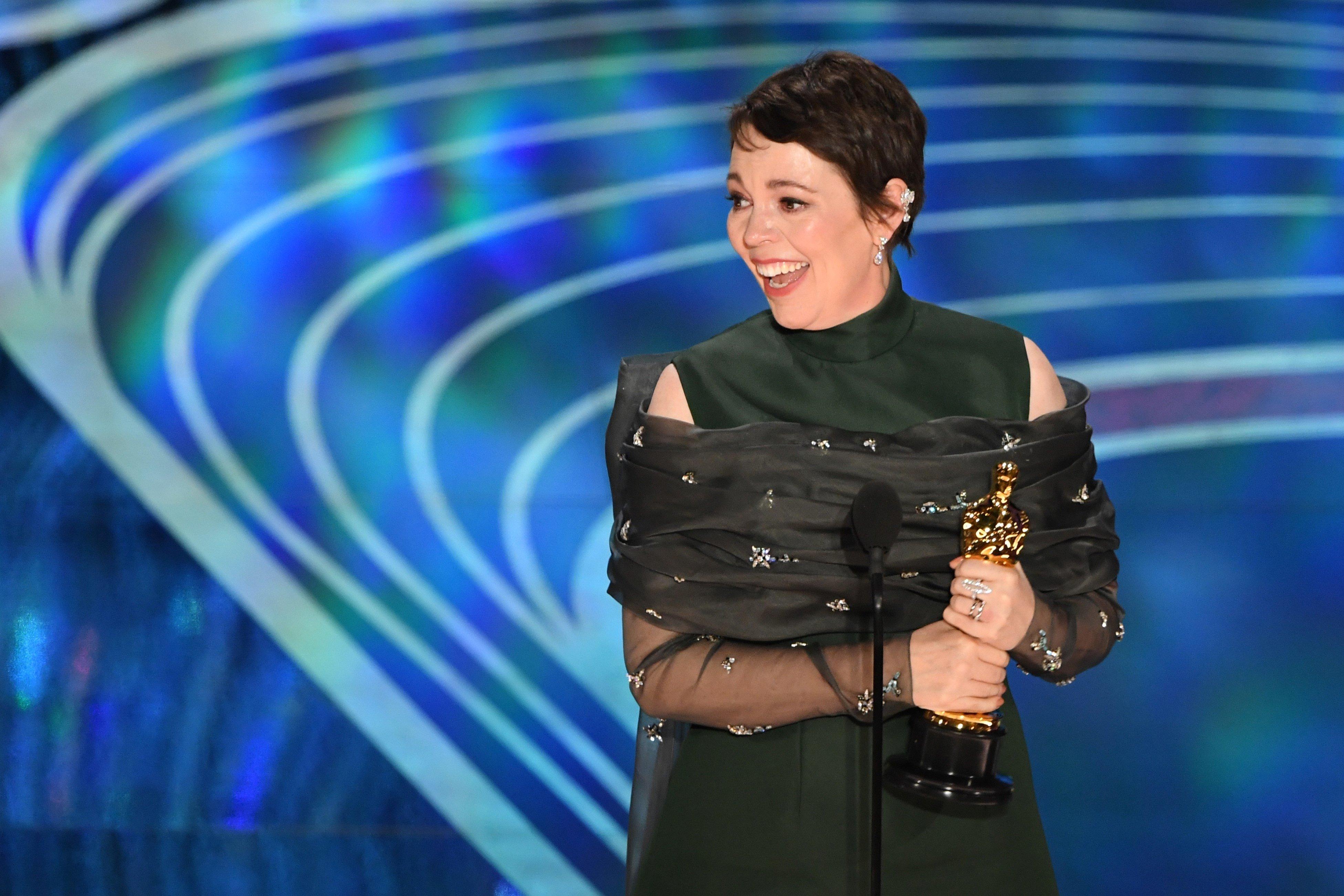 Olivia Colman Wins Best Actress at Oscars 2019!
