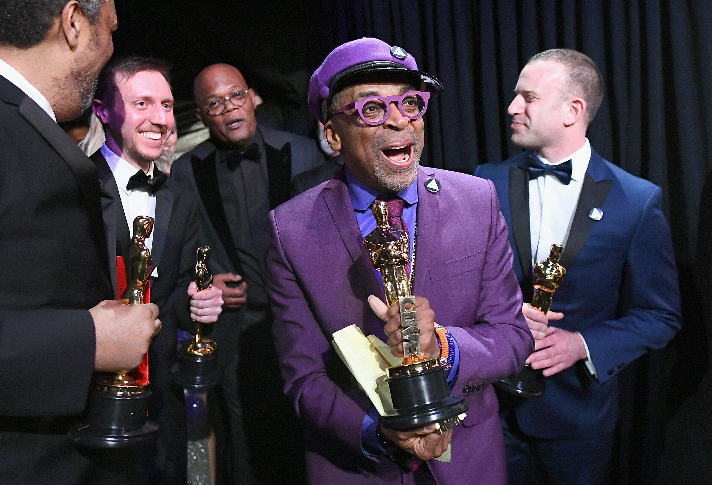 Spike Lee e a reverência aos antepassados no discurso do Oscar