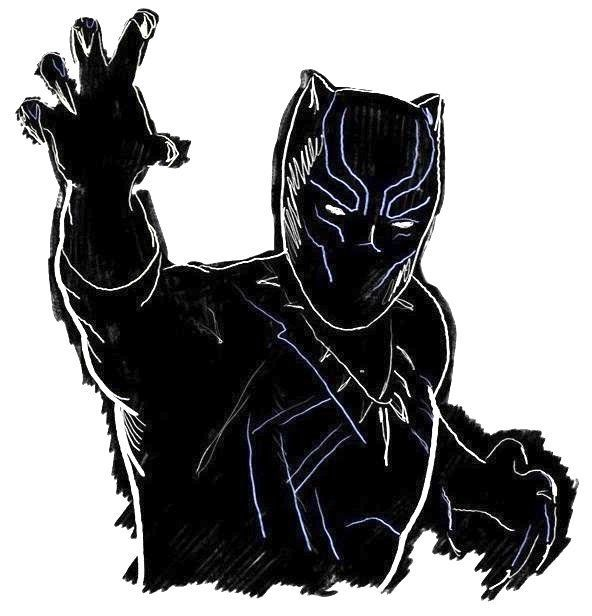 CIA Black Panther tweets