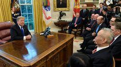 Τραμπ: Έρχεται «σπουδαία» συμφωνία για το εμπόριο με την