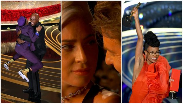 Os 12 melhores momentos do Oscar