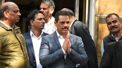 'All In Time,' Says Robert Vadra On Joining