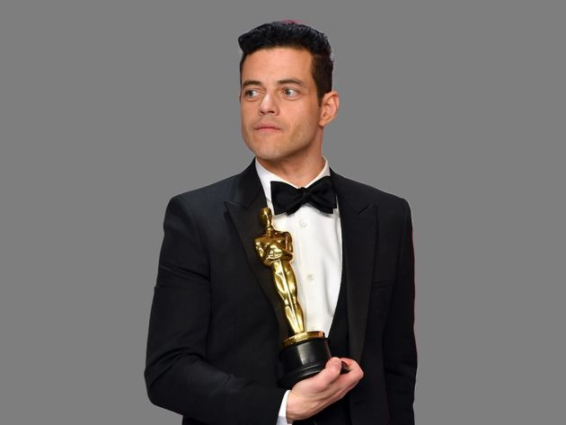 Rami Malek a reçu l'Oscar du meilleur