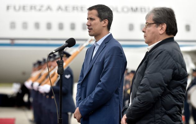 Γκουαϊντό: Στελέχη της κυβέρνησης Μαδούρο έχουν καταφύγει ήδη στην