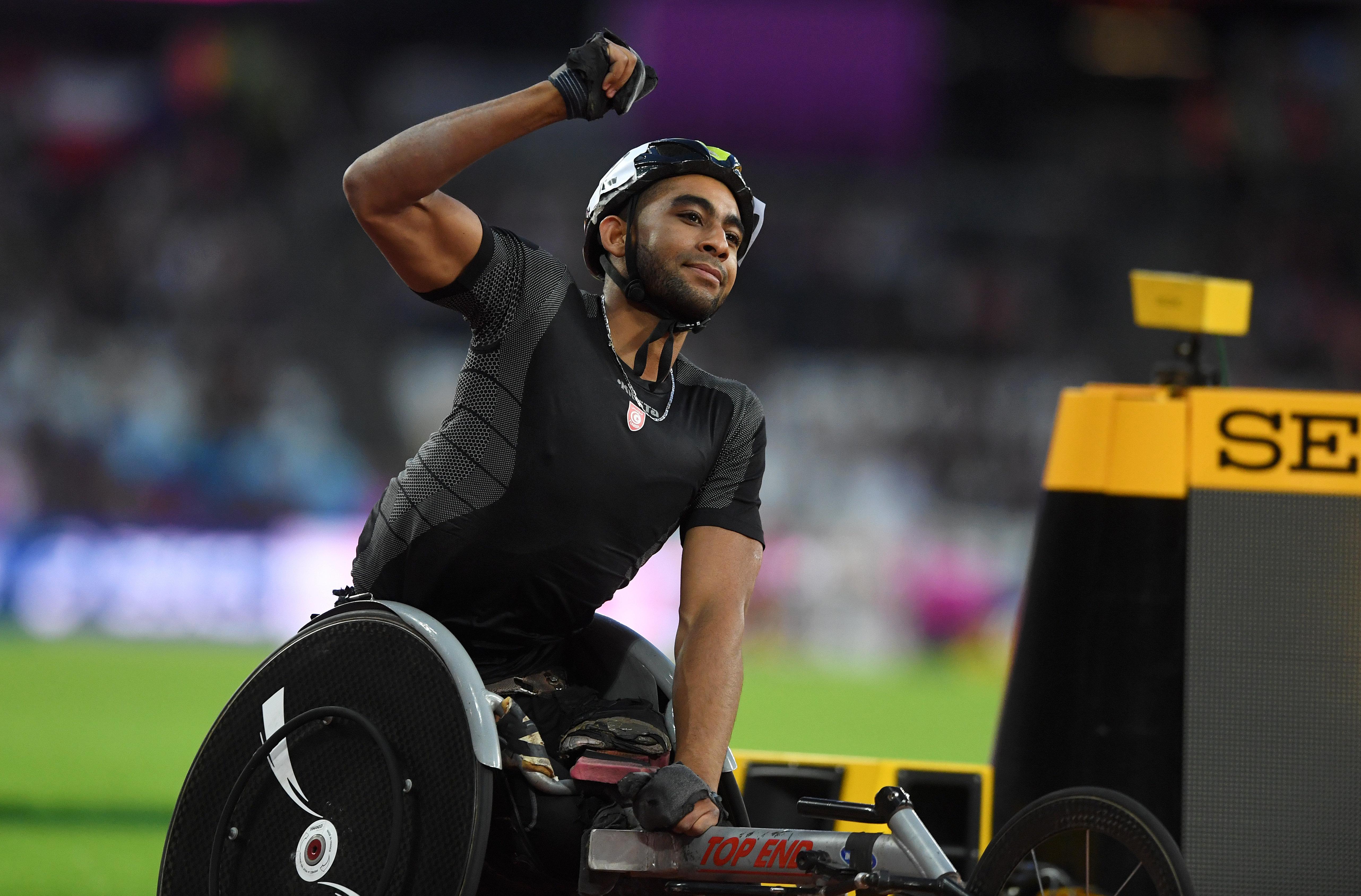 Handisport: Le Tunisien Walid Ktila réalise un nouveau record du