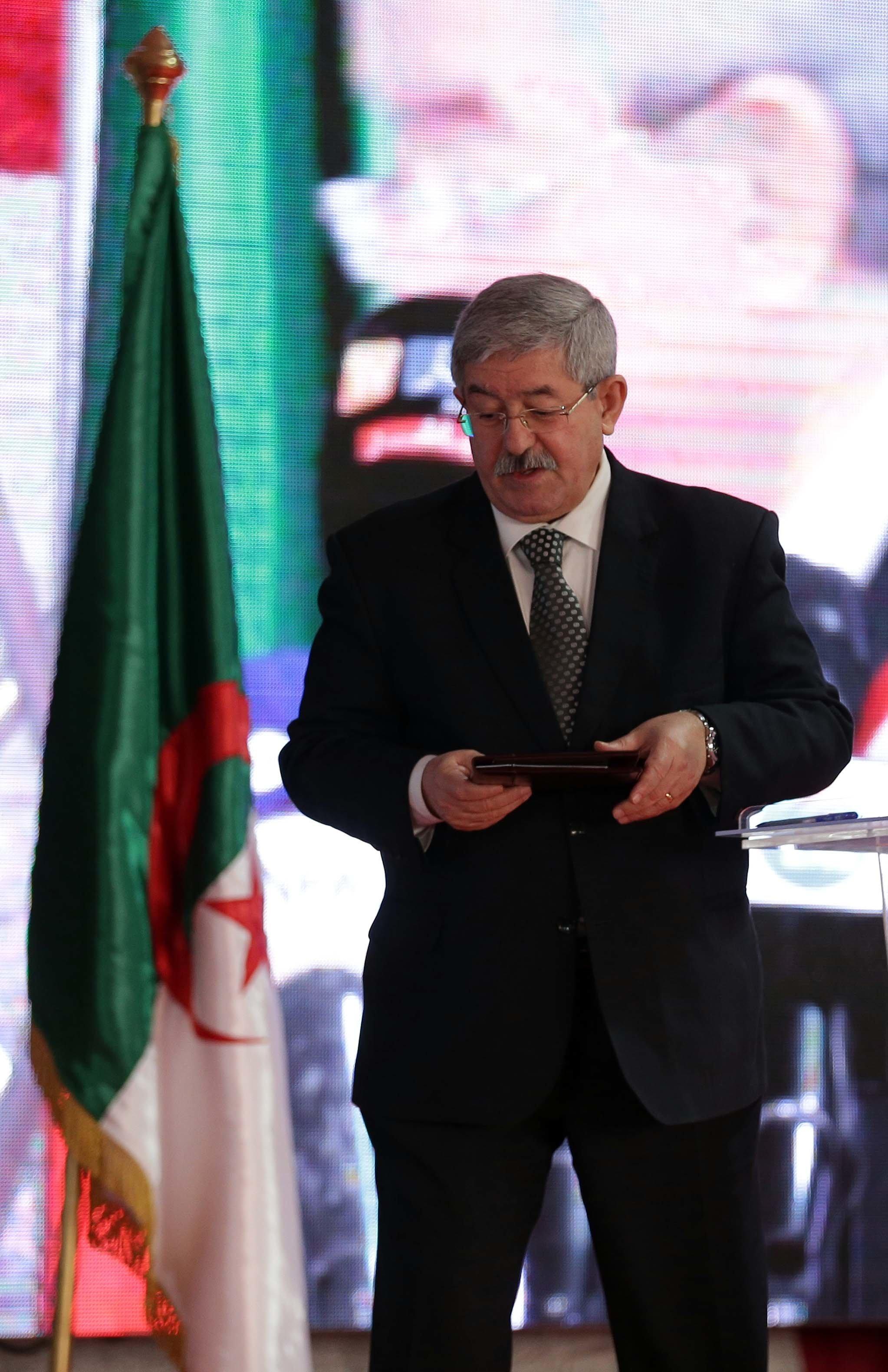 Ouyahia présente, ce lundi, la Déclaration de politique générale devant