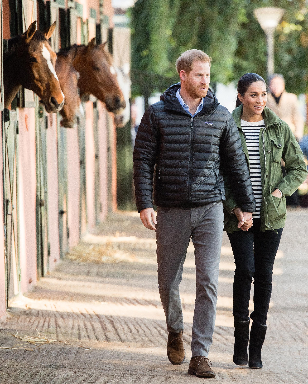 Après Asni et Marrakech, le prince Harry et Meghan Markle poursuivent leur séjour à