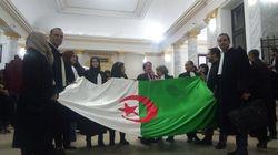 Sit in des avocats au tribunal de Sidi M'hamed pour le respect de la