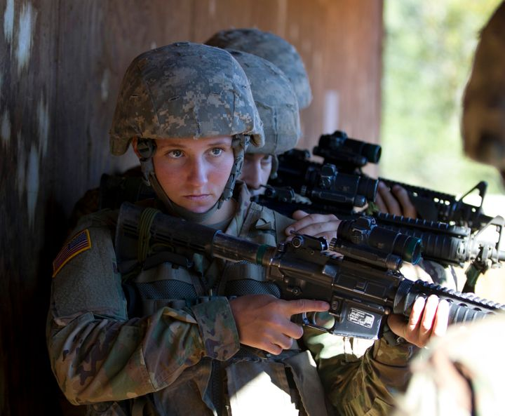 A federal judge in Texas ruled that requiring men but not women to register for the draft is unconstitutional.