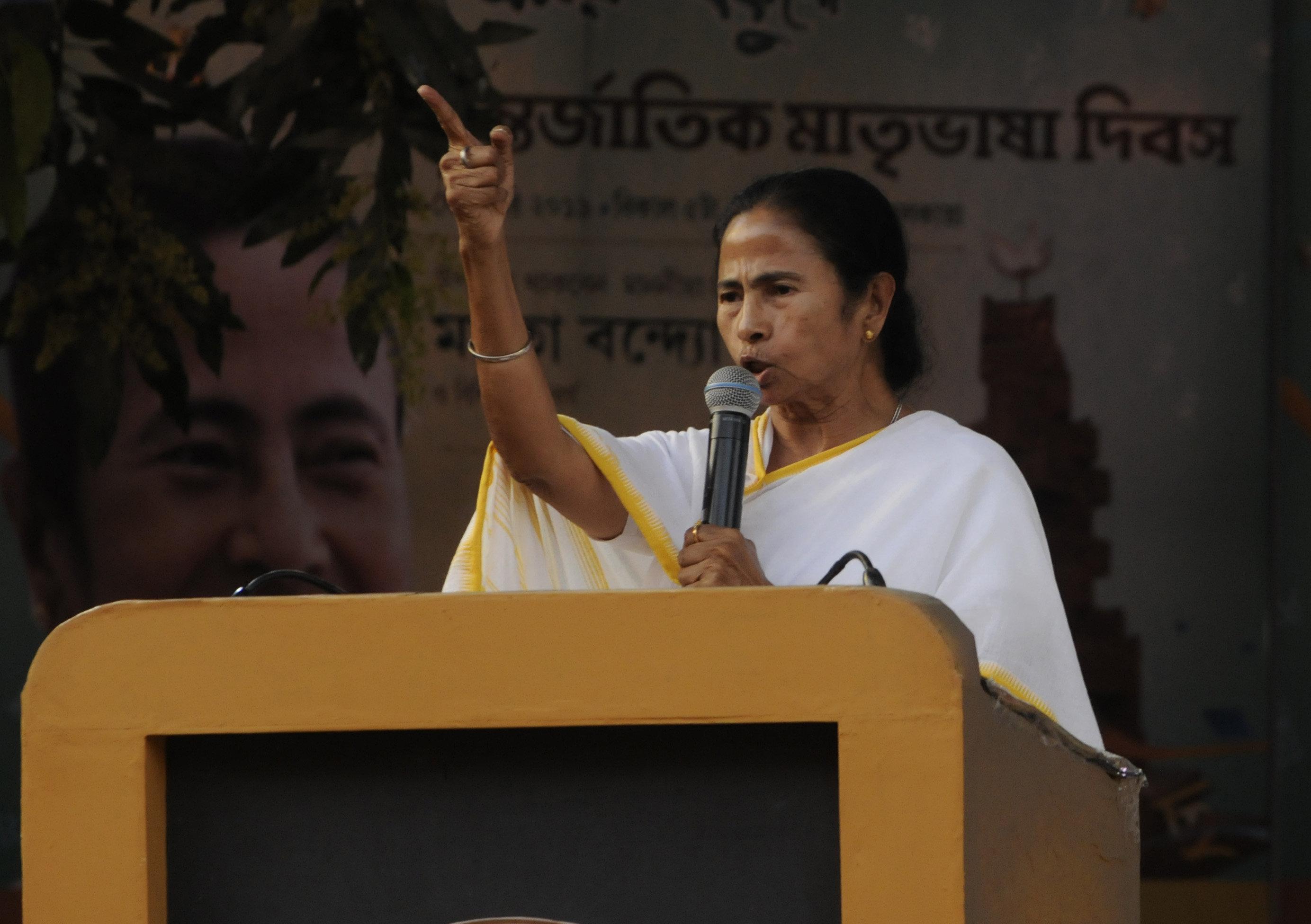Retired IPS Blames Mamata Banerjee In Suicide Note, TMC Calls Allegation
