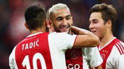 Ajax Amsterdam: Hakim Ziyech a encore