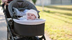 Top-Kinderwagen und Buggys auf eBay zum unschlagbaren