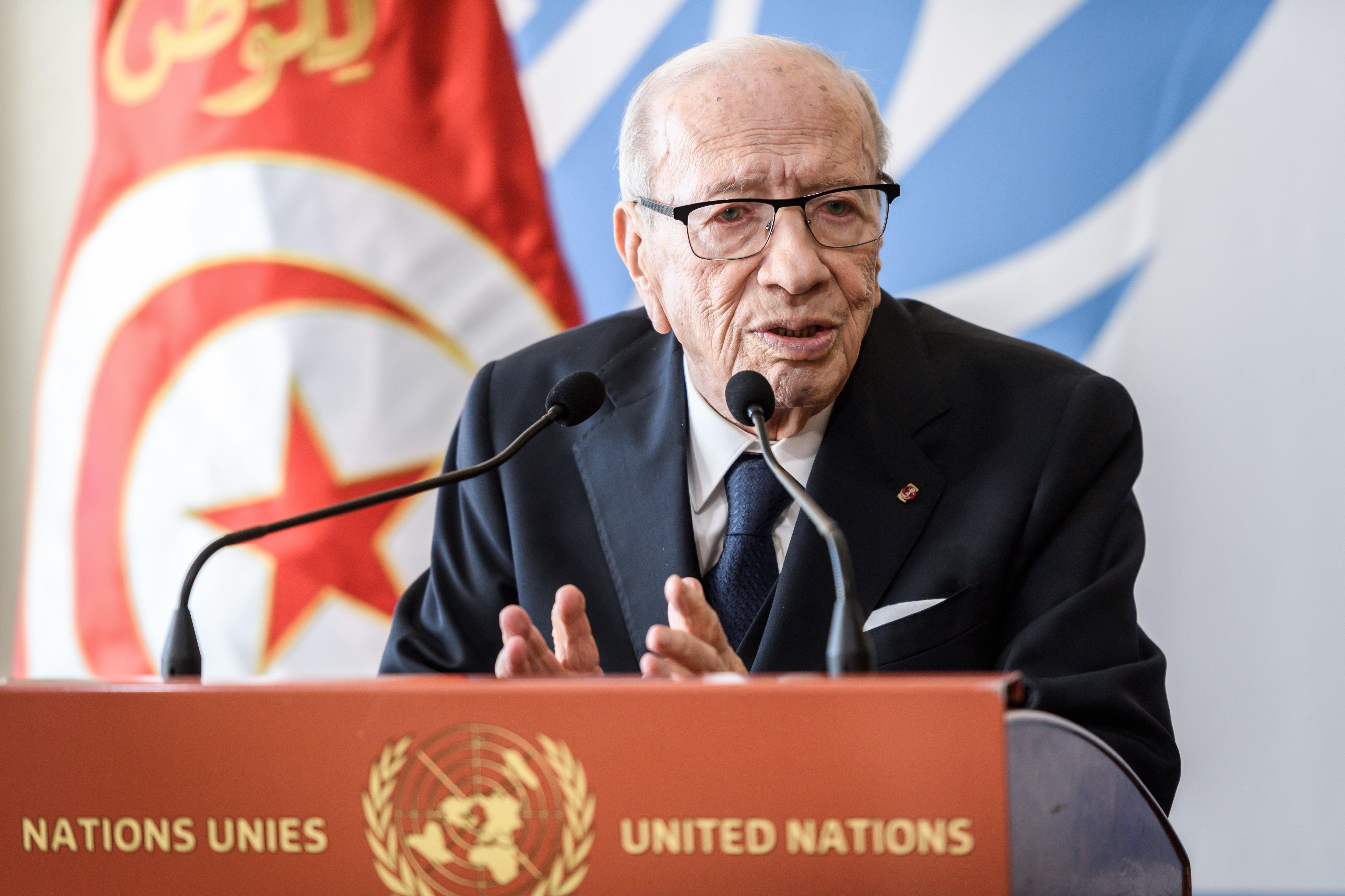 Le plaidoyer de Béji Caid Essebsi pour l'égalité dans l'héritage au Conseil des Droits de l'Homme de