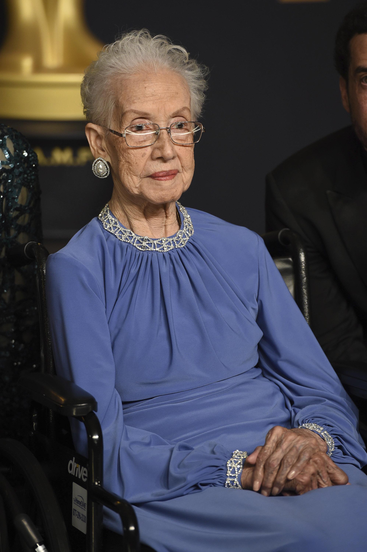 NASA Names Facility After 'Hidden Figures' Mathematician Katherine
