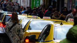 Χωρίς ταξί η Αθήνα για τέσσερις ώρες την