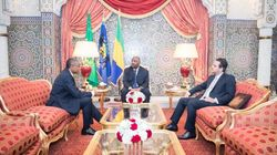 Ali Bongo est de retour au Gabon (et reçoit dans son salon