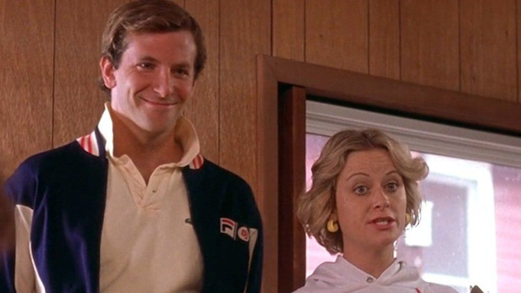 """Wet Hot American Summer"" on Netflix."