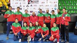 Open de taekwondo d'Hurghada: Le Maroc décroche cinq médailles, dont une en