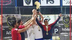 La Tunisie remporte la coupe d'Afrique de Padel au