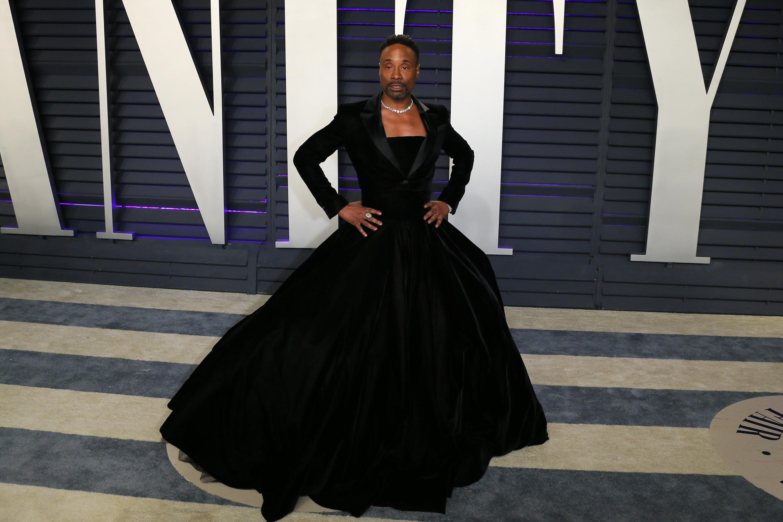 Oscars 2019: pourquoi l'acteur Billy Porter a porté une robe sur le tapis
