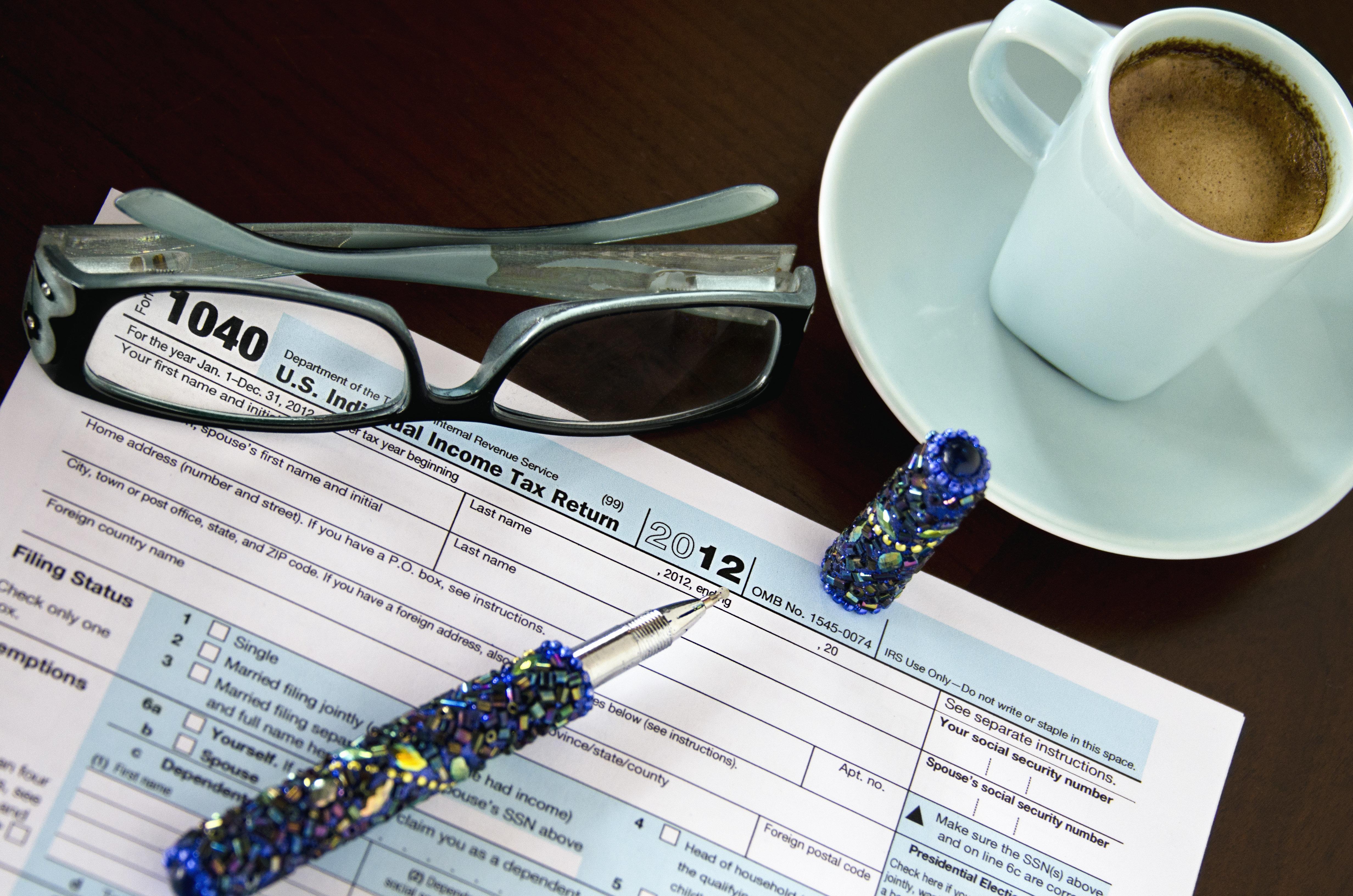 Espresso Tax Forms