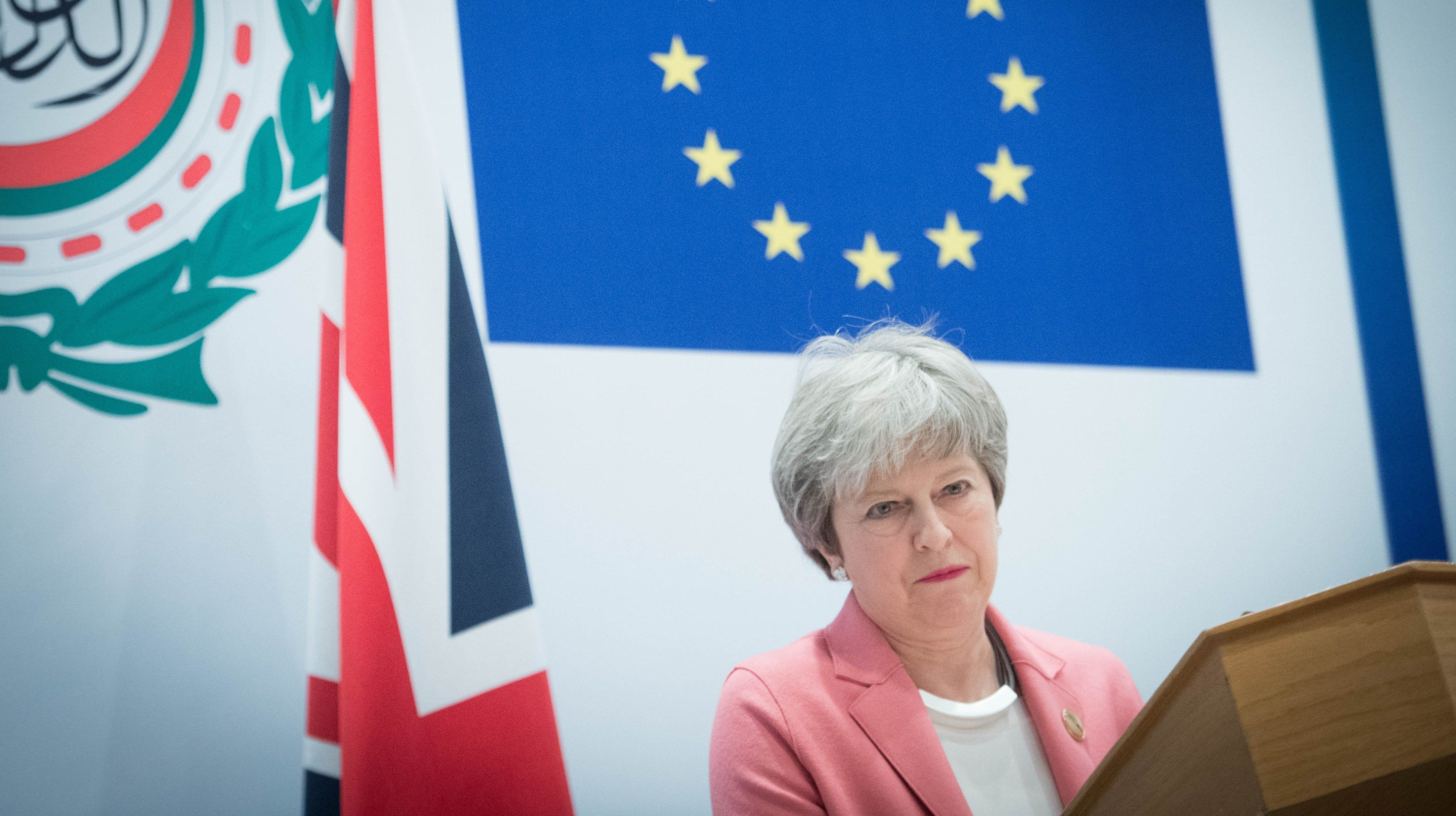 Would a Brexit delay kill Theresa May's deal, and her premiership?