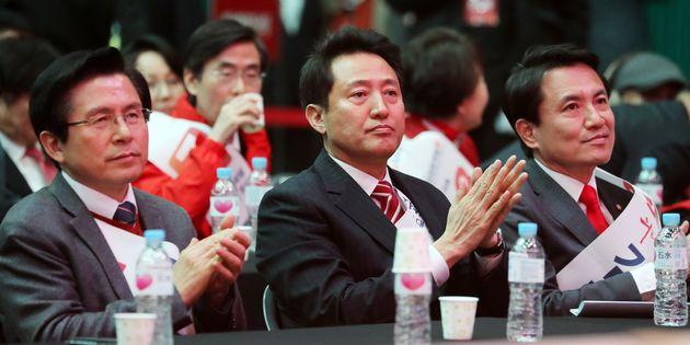 자유한국당 전당대회 흥행 실패는 예견된