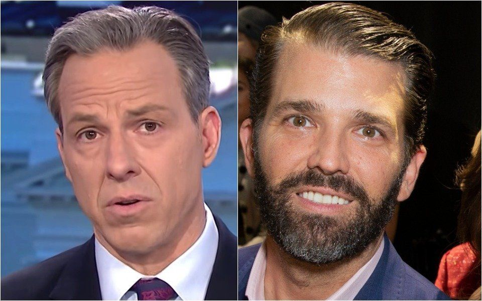 Jake Tapper, Donald Trump Jr.