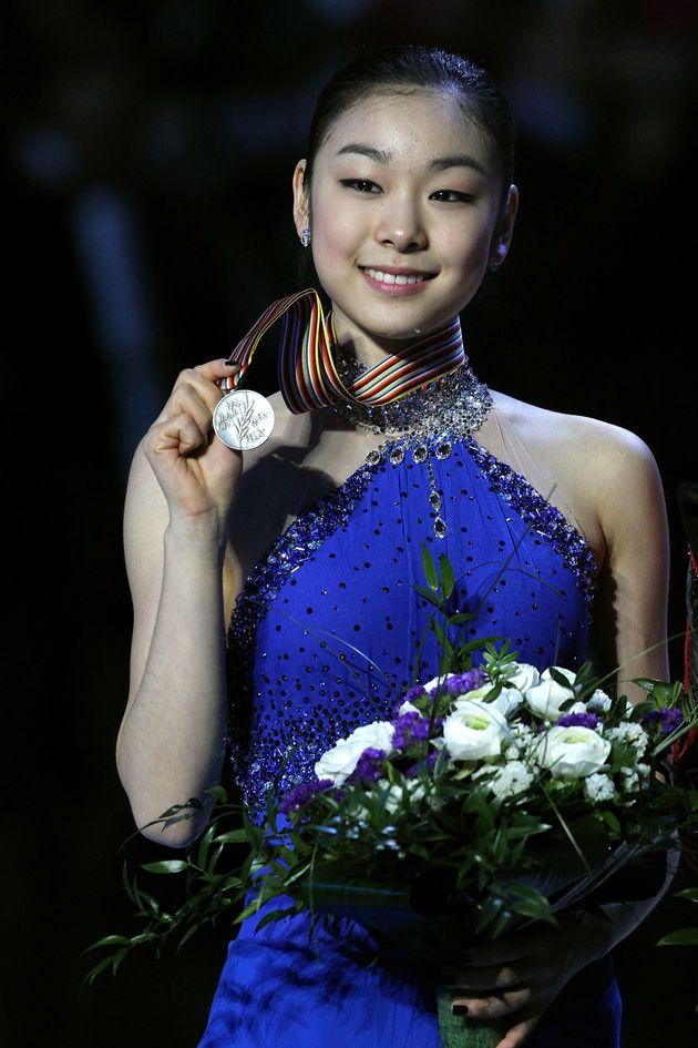 9년 전 오늘(26일), 김연아가 생애 첫 올림픽 금메달을 목에