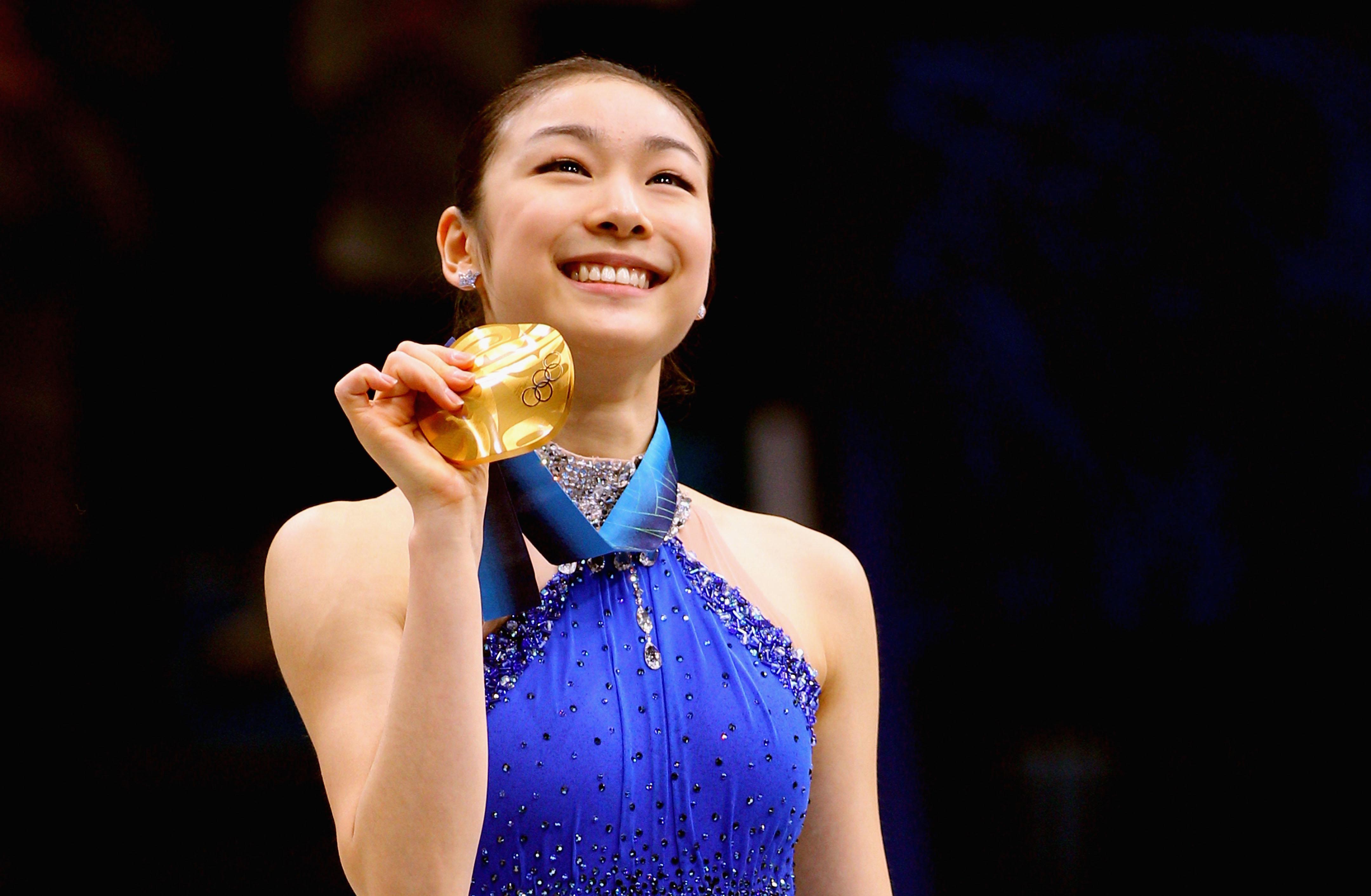 9년 전 오늘, 김연아가 생애 첫 올림픽 금메달을 목에