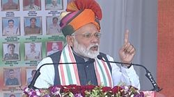 I Assure You, India Is In Safe Hands, Says Modi At Rally Hours After IAF Strike Across