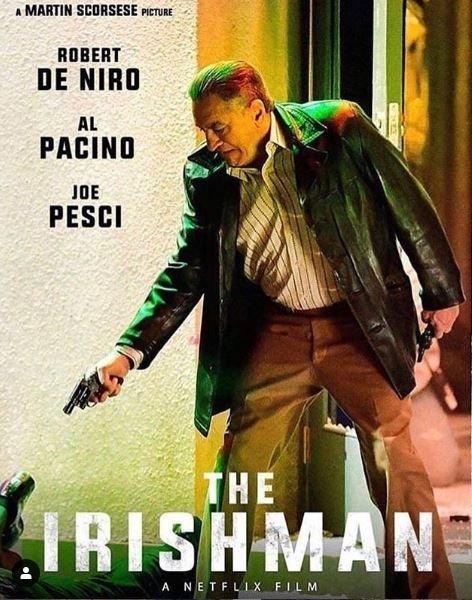 «The Irishman»: Σκορσέζε σκηνοθετεί Αλ Πατσίνο, Ντε Νίρο, Χάρβεϊ