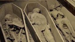 Ιρλανδία: Αποκεφάλισαν μούμια 800 ετών σε εκκλησία στο