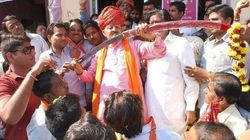 BJP Legislator Threatens Voters In