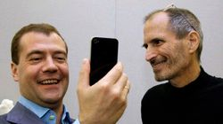 Steve Jobs Gave Obama Sneak Peek Of First iPhone Before
