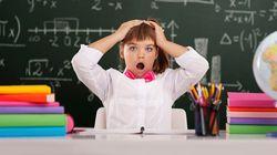 Fobia de escola? Isso é