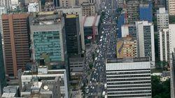 Assalto na Paulista: suspeito é baleado e PM sofre