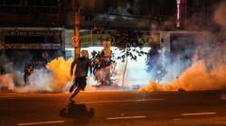 ASSISTA: jovem correu atrás de policial antes de ser