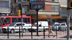 Bah, que calorão! Porto Alegre tem mês mais quente em quase 100