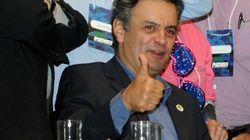 Aécio abre 17 pontos de vantagem sobre Dilma, aponta